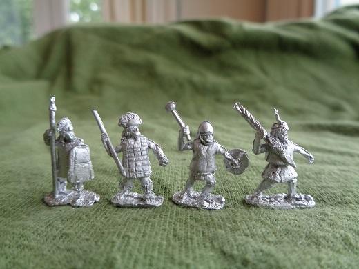 Irregular Miniatures