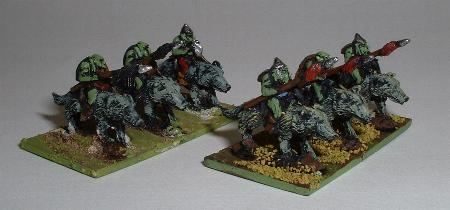 Orc Wolf Riders (TFAN 5)