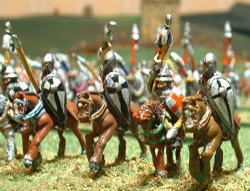 HR45 Hussite Heavy Cavalry