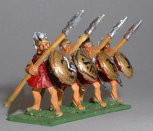 Later Greek Hoplites (RC106)