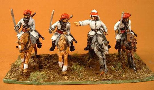 NIM15 Hodsons or similar Irregular Cavalry