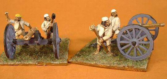 NIM18 Mutineer Gun plus crew