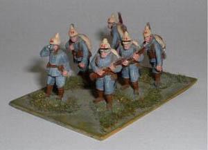 German Infantry (NWG3 NWG1 NWG2)