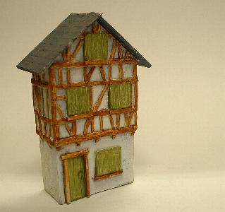 Small Half-timbered House (20/2)