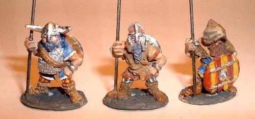 F34 Dwarf spearmen