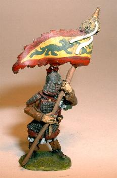 Chinese infantry command - later standard bearer (Y11d)