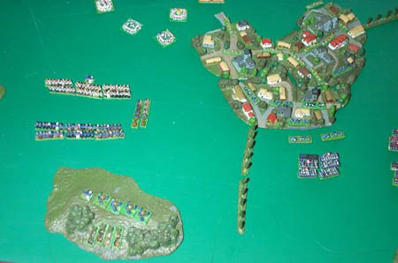 2mm Napoleonics in action