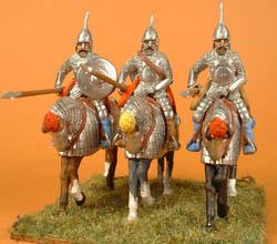 LRE23 Ottoman Turk Armoured Spahi cavalry