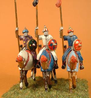 LWM 10 Saracen Heavy Cavalry