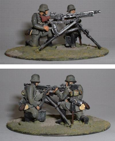German HMG with 2 Crew (LWGE7)