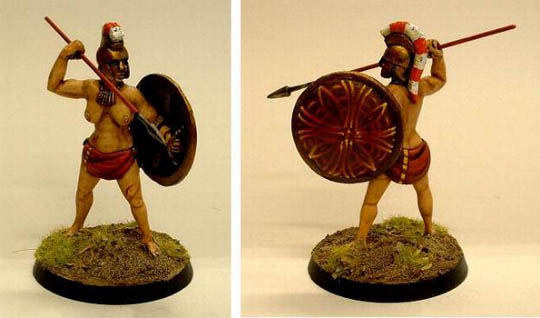 female gladiators 