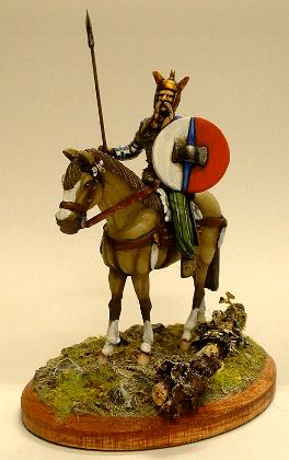 Gallic Heavy Cavalry
