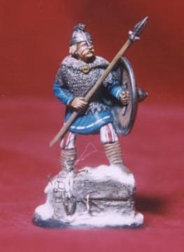 Saxon spearman