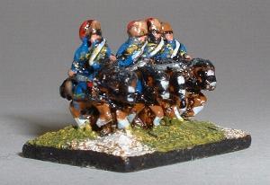 British Hussar Cavalry (CWB8)