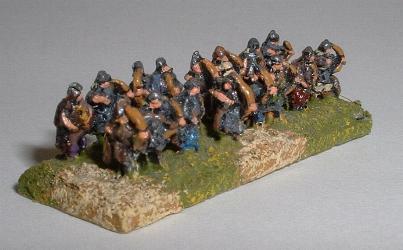 DA33 Viking/Slav bowmen