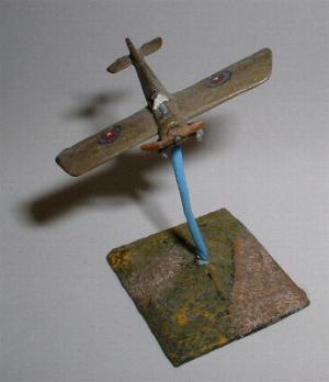 GWP1 Moraine Monoplane - 1914 British, Russian, French