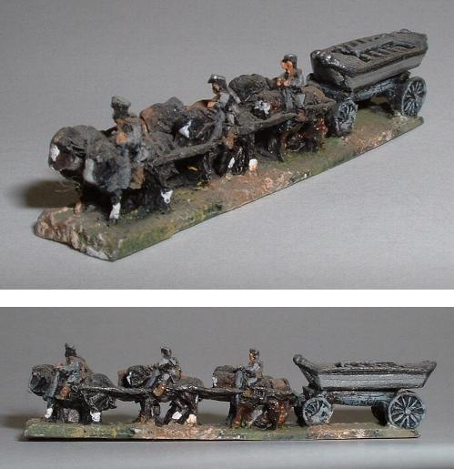 GWV6 Pontoon Wagon (part of the set)