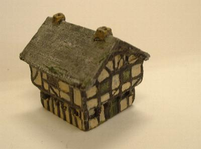 House from the Renaissance/18th Century Village set