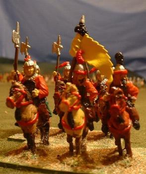 Han regular heavy cavalry (Y2a)