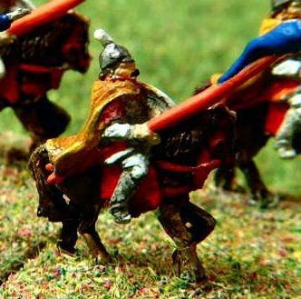 Byzantine Trapezitoi Light Cavalry (V22)