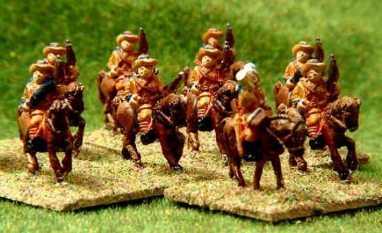 FZ102 US/Imperial volunteer or similar cavalry