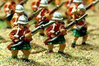 FZ107 Highlander attacking
