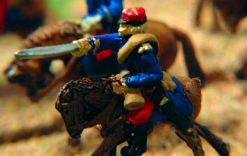 French Spahi Cavalry Officer (NC37)