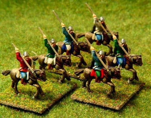 Gothic/Lombard Medium Cavalry (V76)