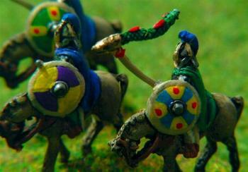 Gothic/Lombard Cavalry  (V77, V78)