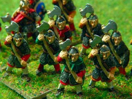 Saxon Huscarls (V7)