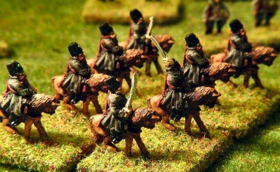FZ63 Russian Cossack Cavalry