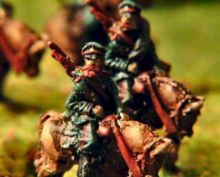 FZ64 Russian Dragoon Cavalry