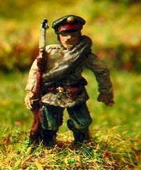 FZ62 Russian Infantry advancing