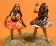P29 Gypsy dancing girls