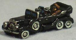Hitler's Mercedes (WWTG66)