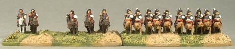 E14 Palmyran Light Cavalry, E15 Palmyran Camelry