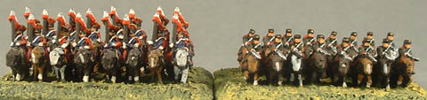 FN5 Polish Lancers, FN18 French Chasseurs à Cheval