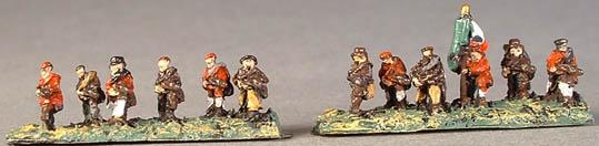 GAR1 Garibaldi Infantry, GAR2 Garibaldi Infantry Command