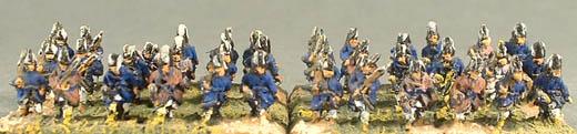 LR31 Ottoman Turkish Janissaries