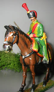 French Chasseur à Cheval