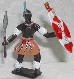 Zulu (parts - DHB21, DHH37, DHA38, DHA40)