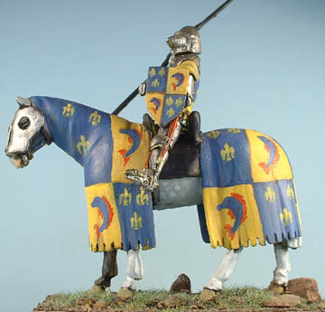 Hundred Years War/14C Mounted Knight