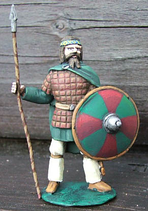 Viking Spearman
