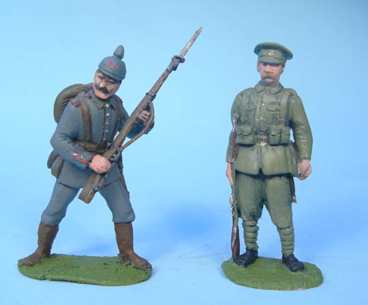 54mm World War I