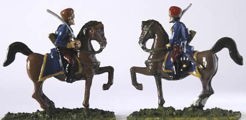 LWG17 Hussar Cavalry Trooper
