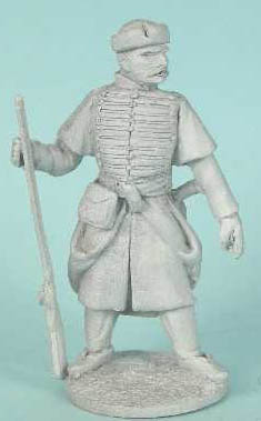 LRE26 Polish Infantry (open handed to take musket or polearm)