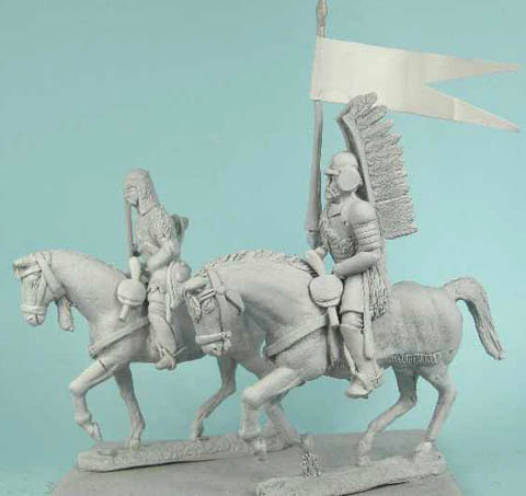 LRE28 Polish Pancerni heavy cavalry, LRE27 Polish Winged Hussar