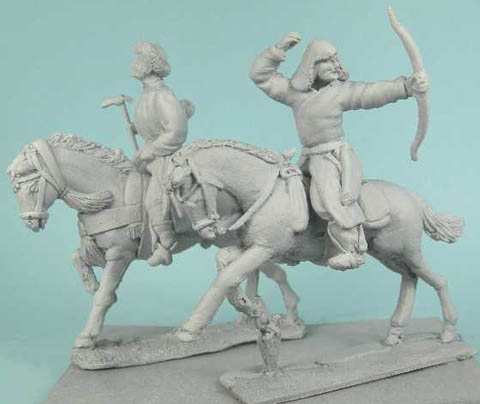 LRE29 Cossack light cavalry, LRE30 Tartar/Mongol light cavalry