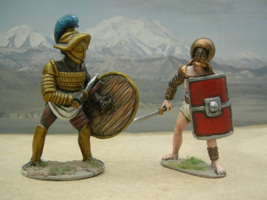 Hamlet vs Gladiator essay Essay